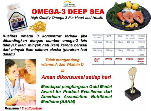 jual deep sea minyak ikan salmon jogja